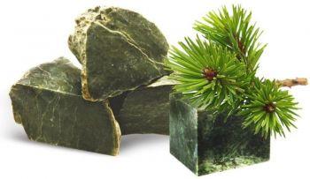 Камни для бани Нефрит пиленый 10 кг