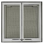 Дверца каминная 9115U (AITO) двухстворчатая