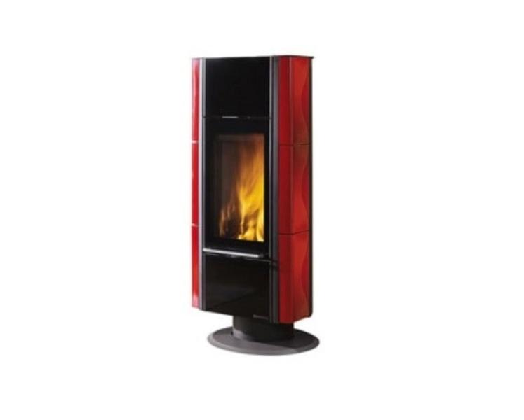 Поворотная печь-камин Carillon La Nordica