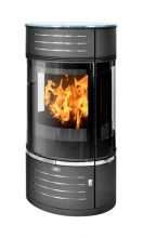фото Цилиндрическая печь-камин Atrium 7 (Атриум)/150 мм ABX