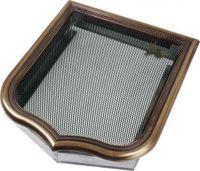 фото Вентиляционная решетка для камина Герб 28*33