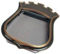 фото Каминная вентиляционная решетка Герб с короной 28*33