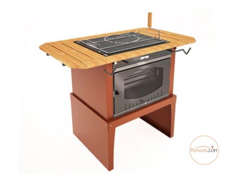 фото Гриль-коптильня Suomi Grill Table