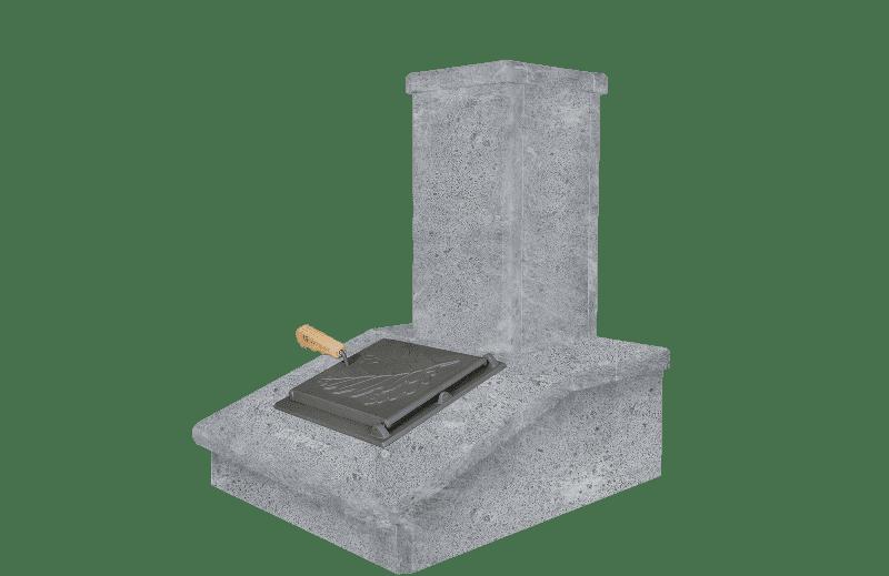 Облицовка дымохода 540 Талькомагнезит