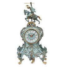 фото Бронзовые каминные часы 5067G