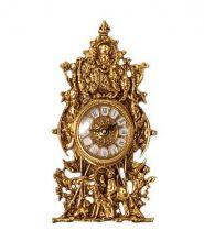 фото Каминные часы бронза 5102B