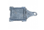 Задвижка для печи 3В-1 130x130 мм