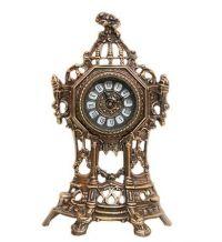 фото Бронзовые каминные часы 5533A