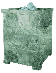 Облицовка для чугунной банной печи Оптима 1 Змеевик ПБ-03