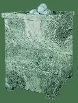 Облицовка для чугунной банной печи Оптима 800/40 Змеевик ПБ-03 ЗК