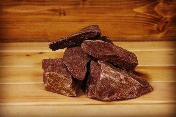 Камни для бани Малиновый кварцит 20 кг