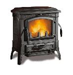 Чугунная печь-камин Isetta Evo La Nordica