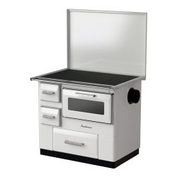 "Кухонная плита ""MBS 7"" ( white/brown/cream)"