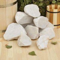 Камни для бани Жаркий лед 10 кг