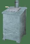 Облицовка для чугунной банной печи Президент 1260 Талькохлорит ПБ-03/03 ЗК
