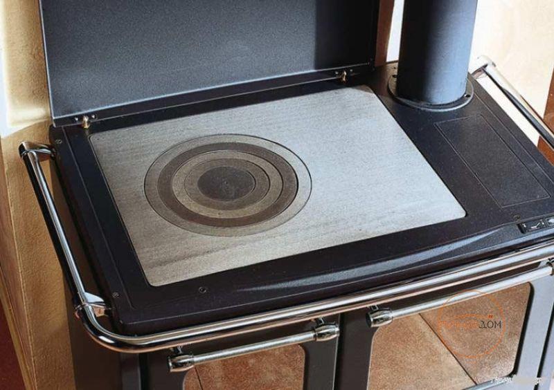 фото Кухонная плита Sovrana Easy La Nordica