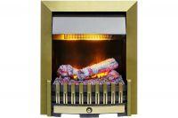 фото Встраиваемый очаг электрокамина Danville Antique Brass (обогрев, увлажнение воздуха)