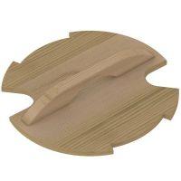 фото SAWO Крышка деревянная для запарника 381-D, 381-D-COV