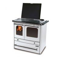 фото Дровяная кухонная плита с бойлером Termosovrana DSA La Nordica