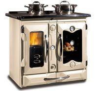 фото Кухонная плита с водяным отоплением Termosuprema Cream compact DSA La Nordica