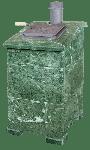 Облицовка для чугунной банной печи резидент 1280/50 Змеевик ПБ-02/02 ЗК