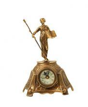фото Каминные часы бронза 5775A