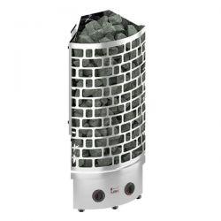 Угловая электрическая печь для сауны SAWO ARIES ARI3-75NB-CNR-P