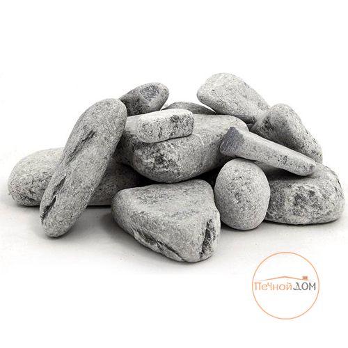 фото Камни для бани Талькохлорит галтованный 20 кг
