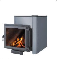 фото Чугунная печь для бани Этна Кратер 24 панорама