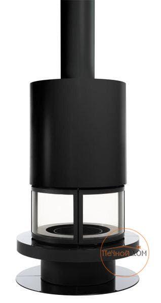 Дизайнерский камин Prune black (Прюн)