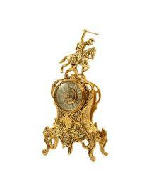 Бронзовые каминные часы 5060B