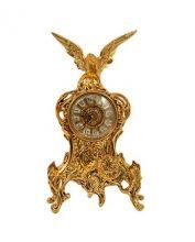 фото Бронзовые каминные часы 5061B