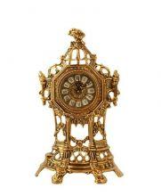 Бронзовые каминные часы 5530В
