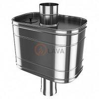 Бак на трубу для бани Lava Elit 25 л
