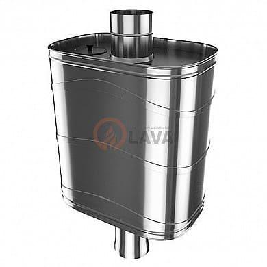 Бак для воды на трубу Lava 55 л