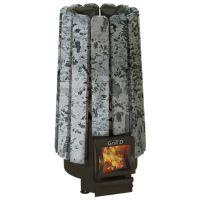 фото Металлическая печь для бани Cometa 180 Vega Short Stone Grill D