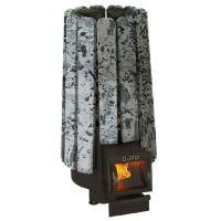 фото Печь для бани в облицовке Grill'D Cometa 180 Vega Long Stone