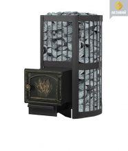 Печь для бани Везувий Ураган Стандарт 12 (ДТ-3) дровяная