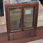 Дверца каминная 9132 двухстворчатая