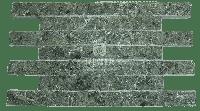 Плитка серпентинит дикий камень Премиум 100х50х25