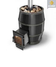 фото Чугунная печь с закрытой каменкой Сандуны 18 (270)