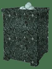 фото Облицовка для банной печи Оптима 1 Серпентинит ПБ-03 ЗК