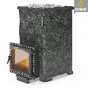 фото Банная печь Легенда Русский пар 24 (240) пироксенит