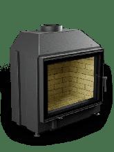 Каминная топка подового горения ПС 800 серия Astov