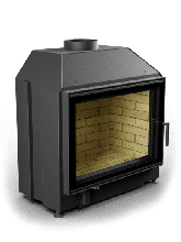 фото Каминная топка подового горения ПС 800 серия Astov