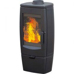 Печь-камин чугунная Gala Plamen/Хорватия черная