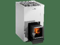 фото Металлическая печка в баню Harvia 16 SL Steel