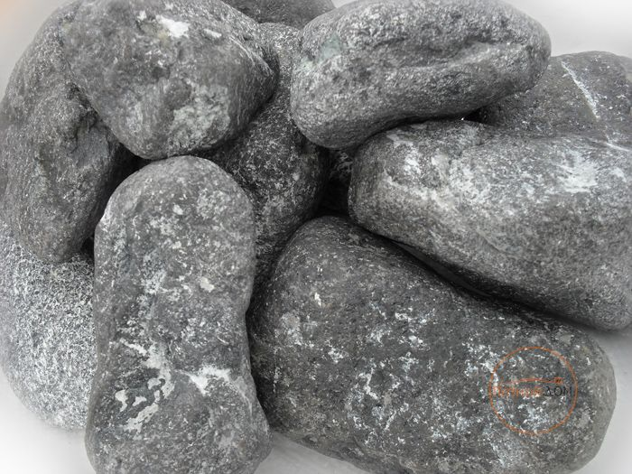 """фото Камни для бани """"Хромит"""""""