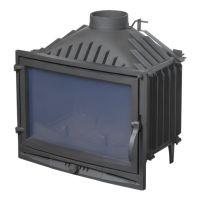 Кассета каминная Interior FireWay с тонированным стеклом