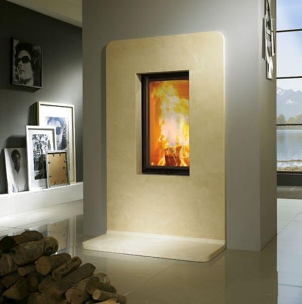 фото Вертикальная каминная кассета Schmid_Lina 45/80 h/500-600 серия